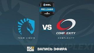 Team Liquid vs. compLexity - ESL Pro League S5 - de_cache [flife, sleepsomewhile]