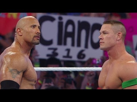 wrestlemania XXVIII - Catch a preview of the