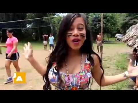 Reportaje a los boras Andrea Ezeta