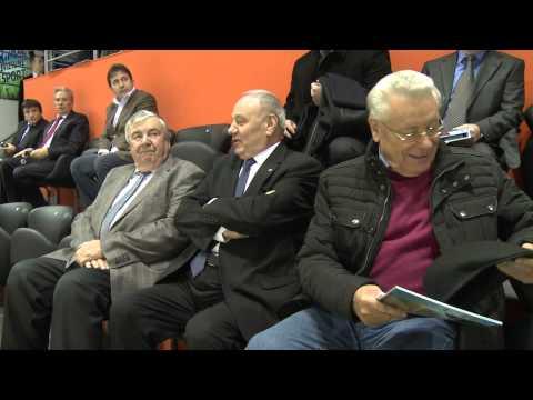 Președintele Republicii Moldova, Nicolae Timofti, a participat la inaugurarea complexului sportiv Futsal Arena