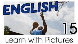English Sports Vocabulary, Learn English Vocabulary With Pictures