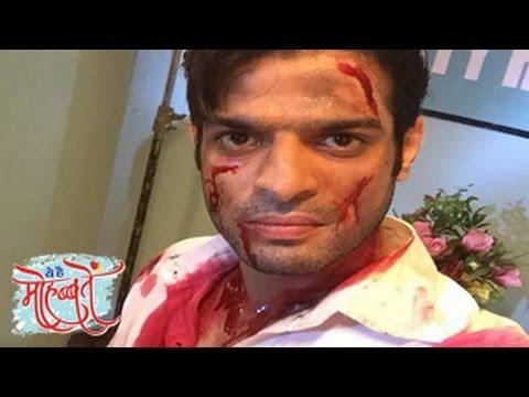 Ye Hai Mohabbatein's Karan Patel gets INJURED whil