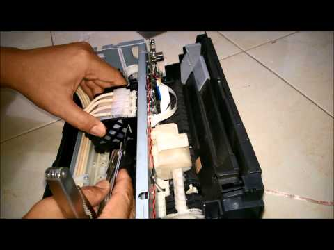 how to troubleshoot epson l210 printer