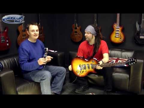 RobChappers - Rob and Lee demo the new Gibson Les Paul X When the Gibson Firebird X was launched many people were unsure about the look and the technology of the guitar. 1...