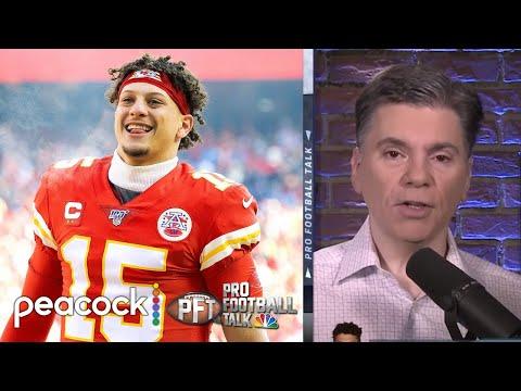 Chiefs need Patrick Mahomes' magic to beat Raiders in Las Vegas | Pro Football Talk | NBC Sports