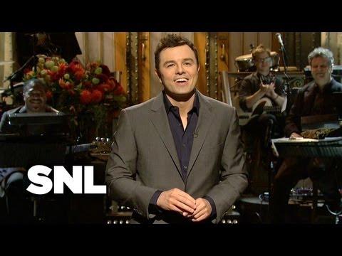 SNL - Seth MacFarlane, úvodní monolog