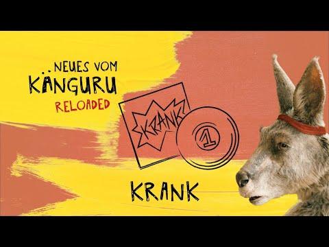 Krank   Neues vom Känguru reloaded mit Marc-Uwe Kling