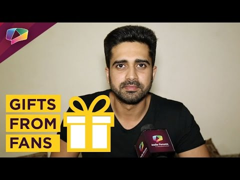 Avinash Sachdev receives more gifts from his fans