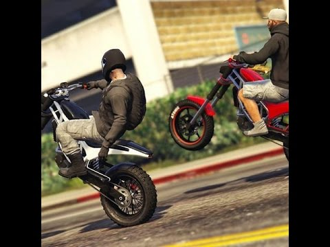 Wheelie Rider Glitch GTA 5
