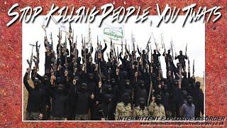 Stop Killing People, You Twats thumb image
