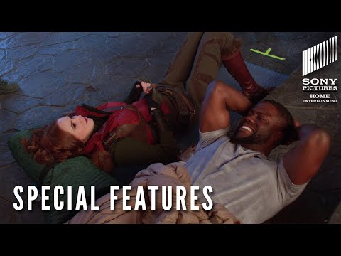 """JUMANJI: THE NEXT LEVEL – SPECIAL FEATURES """"Kevin Hart"""" Now on Digital!"""