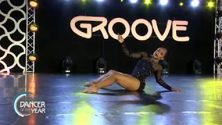 Complexity Dance Center- TEEN MISS DANCER OF THE YEAR,  Kylah Knight