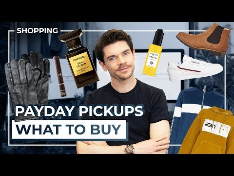 Mens hairstyles - What To Buy This Payday!  Men's Fashion and Grooming