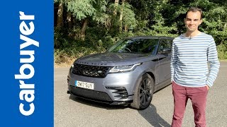 Video Range Rover Velar review – Is this Britain's most glamorous SUV? - Carbuyer MP3, 3GP, MP4, WEBM, AVI, FLV Agustus 2017