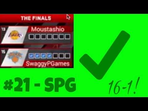 MYNBA2K18 #21 - How To Win Every Playoff Season!!!