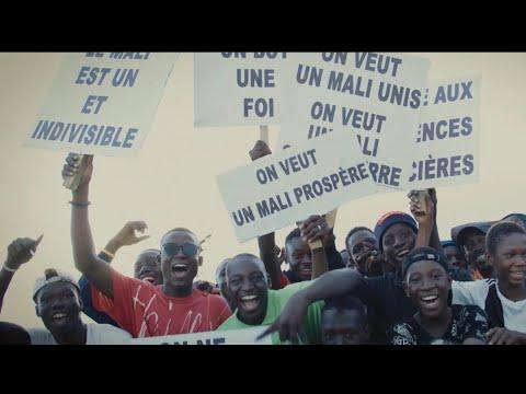 MON MALI Clip Officiel - Collectif Des Artistes Maliens
