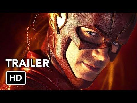 THE FLASH Season 5 Comic-Con Trailer (HD)