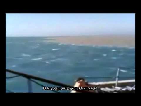 pourquoi y a t il du sel dans la mer