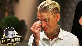 More from Entertainment Tonight: http://bit.ly/1xTQtvw 29-year-old singer Aaron Carter tells ET exclusively that he was not in the ...