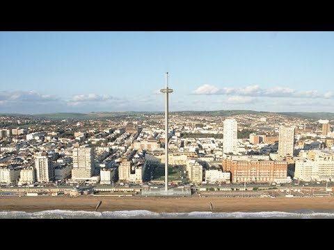 Travel Guide Brighton British Airways i360 East Sussex UK Pros and Con's Review