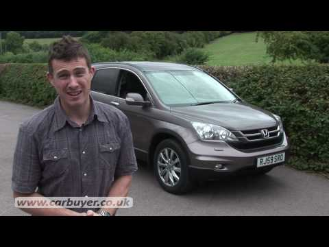 Honda CR V - Full Review at: http://www.carbuyer.co.uk/reviews/honda/cr_v/sports-utility-vehicle/review If you don't actually want to go off-roading, but still need every...
