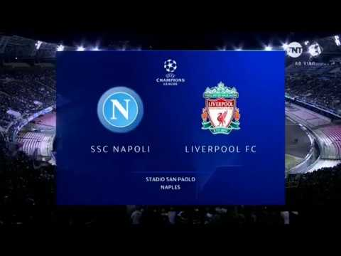 Napoli Vs Liverpool 1-0 Highlights _ Goals 2018
