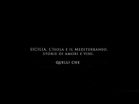 SICILIA L'Isola e il Mediterraneo. Storie di amori e vini - Quelli che...