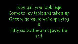 Champagne Showers - LMFAO - Lyrics!