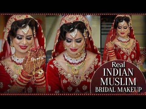 Video Muslim Bridal Best Makeup Video | Step By Step Makeup Tutorial for Muslim Bride | Krushhh By Konica download in MP3, 3GP, MP4, WEBM, AVI, FLV January 2017