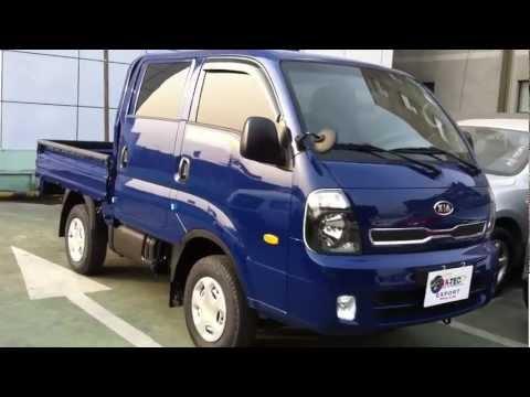 Обновленный Kia Bongo III New 2012 PIA-TEC MOTORS