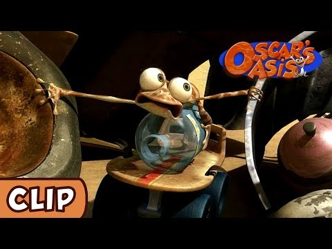 Oscar's Oasis - Bottled Up | HQ | Funny Cartoons