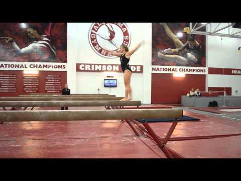 Balance Beam Lauren Beers