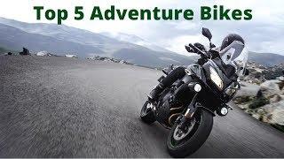 10. Top 5 Adventure Motorcycles Mid Range