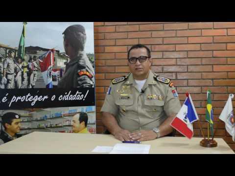 Retrospectiva em Números 2016 e Feliz 2017 | Comandante-geral da Polícia Militar de Alagoas