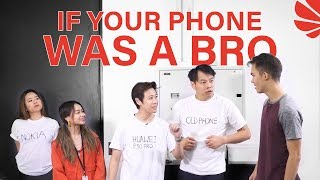 Video If Your Phone Was A Bro MP3, 3GP, MP4, WEBM, AVI, FLV Juni 2019