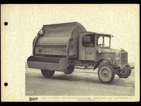 Грузовики Old Sterling Trucks