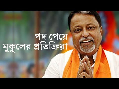 Mukul Roy appointed new National Vice President of BJP