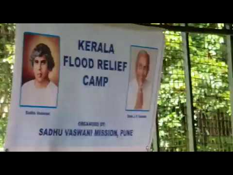 Volunteers from Pune rush to support into disaster relief in Kerala