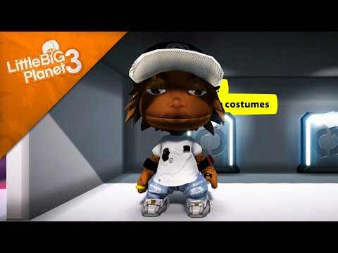 LittleBigPlanet 3 - 6 boys and 3 girl costumes Giveaway 2