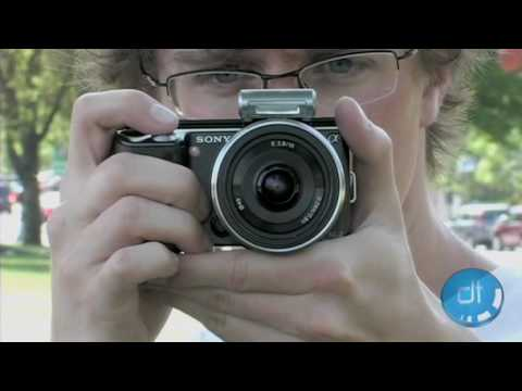 Sony Alpha NEX-5 Hands-On Review