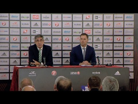 Final Four 2018 Belgrade press conference