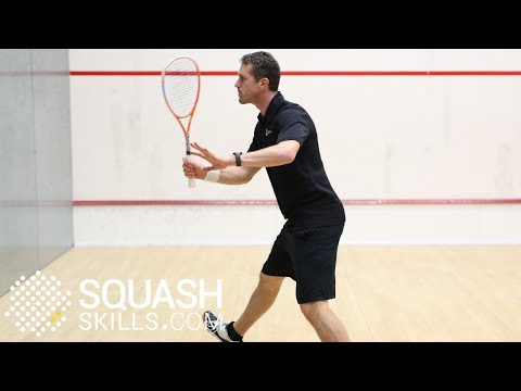Squash tips: Solo practice with David Palmer