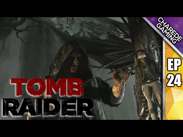 Tomb Raider Charede Plays - Entering the Solarii Stronghold - Part 24