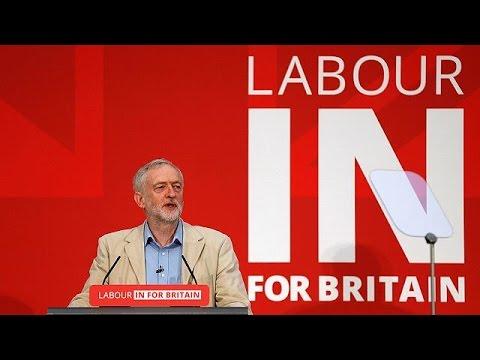 Βρετανία: Κατά του Brexit ο ηγέτης των Εργατικών- Τηλέφωνα Κάμερον… σε πολίτες