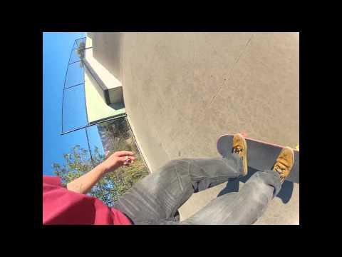 Sedona skatepark warmups