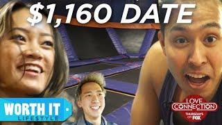 Video $22 Adrenaline Date Vs. $1,160 Adrenaline Date MP3, 3GP, MP4, WEBM, AVI, FLV Agustus 2018