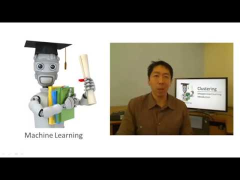 Lecture 13.1 —  Clustering   Unsupervised Learning   Introduction — [ Andrew Ng ]
