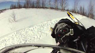 9. 2012 ski doo Renegade backcountry 600 etec
