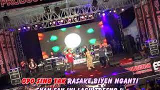 Lagu dangdut koplo Yeyen Vivia - Janji tresno