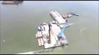 Sistem Pracetak dan Prategang untuk Jakarta Giant Sea Wall   IAPPI CENTER  IAPPI CENTER